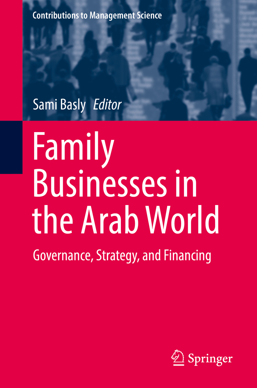 Basly, Sami - Family Businesses in the Arab World, ebook