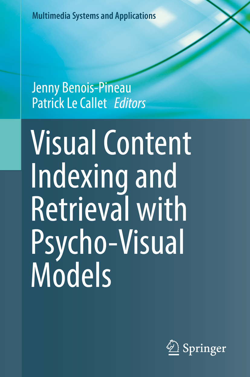 Benois-Pineau, Jenny - Visual Content Indexing and Retrieval with Psycho-Visual Models, ebook