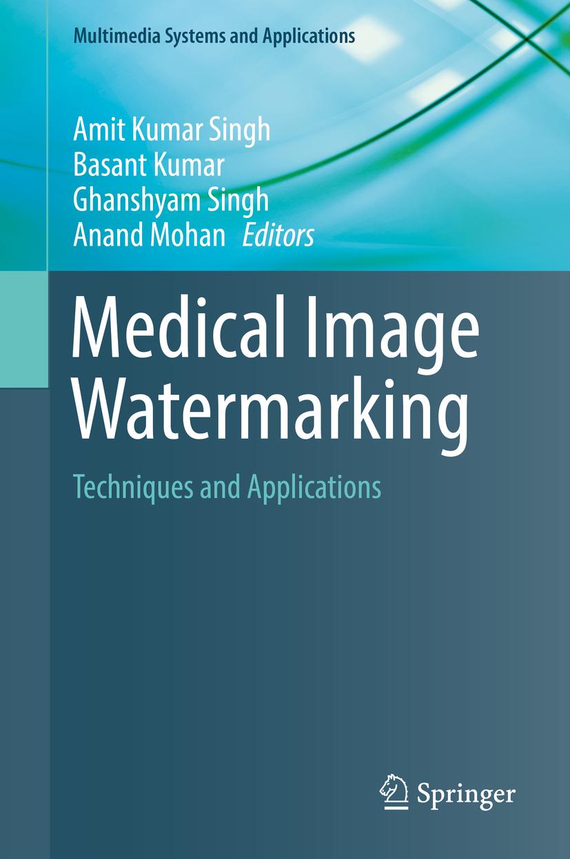 Kumar, Basant - Medical Image Watermarking, ebook