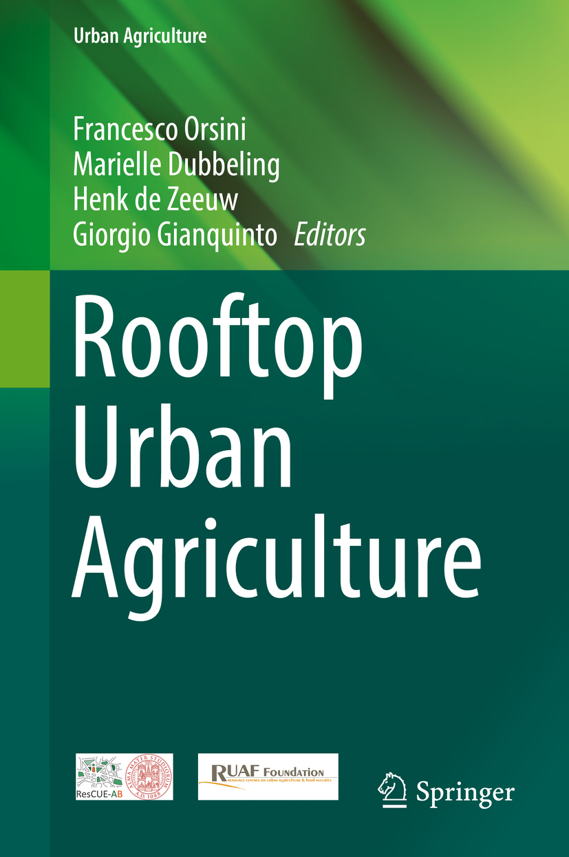 Dubbeling, Marielle - Rooftop Urban Agriculture, ebook