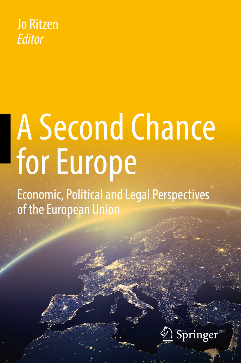 Ritzen, Jo - A Second Chance for Europe, ebook