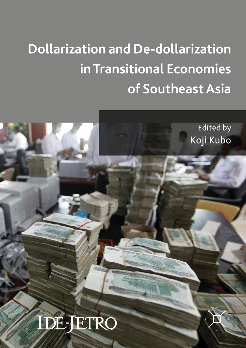 Kubo, Koji - Dollarization and De-dollarization in Transitional Economies of Southeast Asia, ebook
