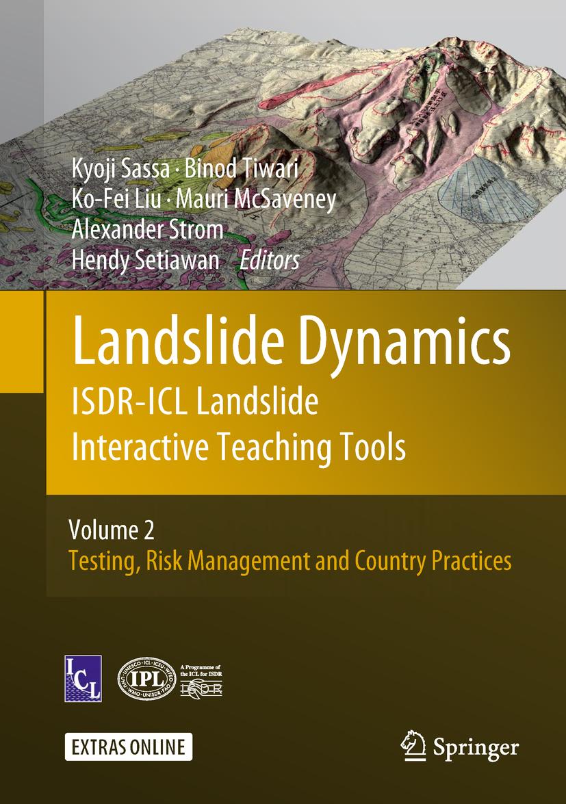 Liu, Ko-Fei - Landslide Dynamics: ISDR-ICL Landslide Interactive Teaching Tools, ebook