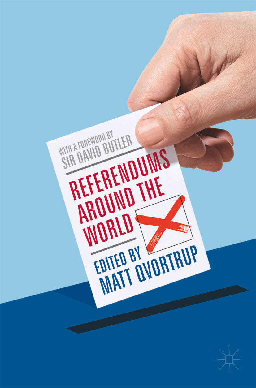 Qvortrup, Matt - Referendums Around the World, ebook