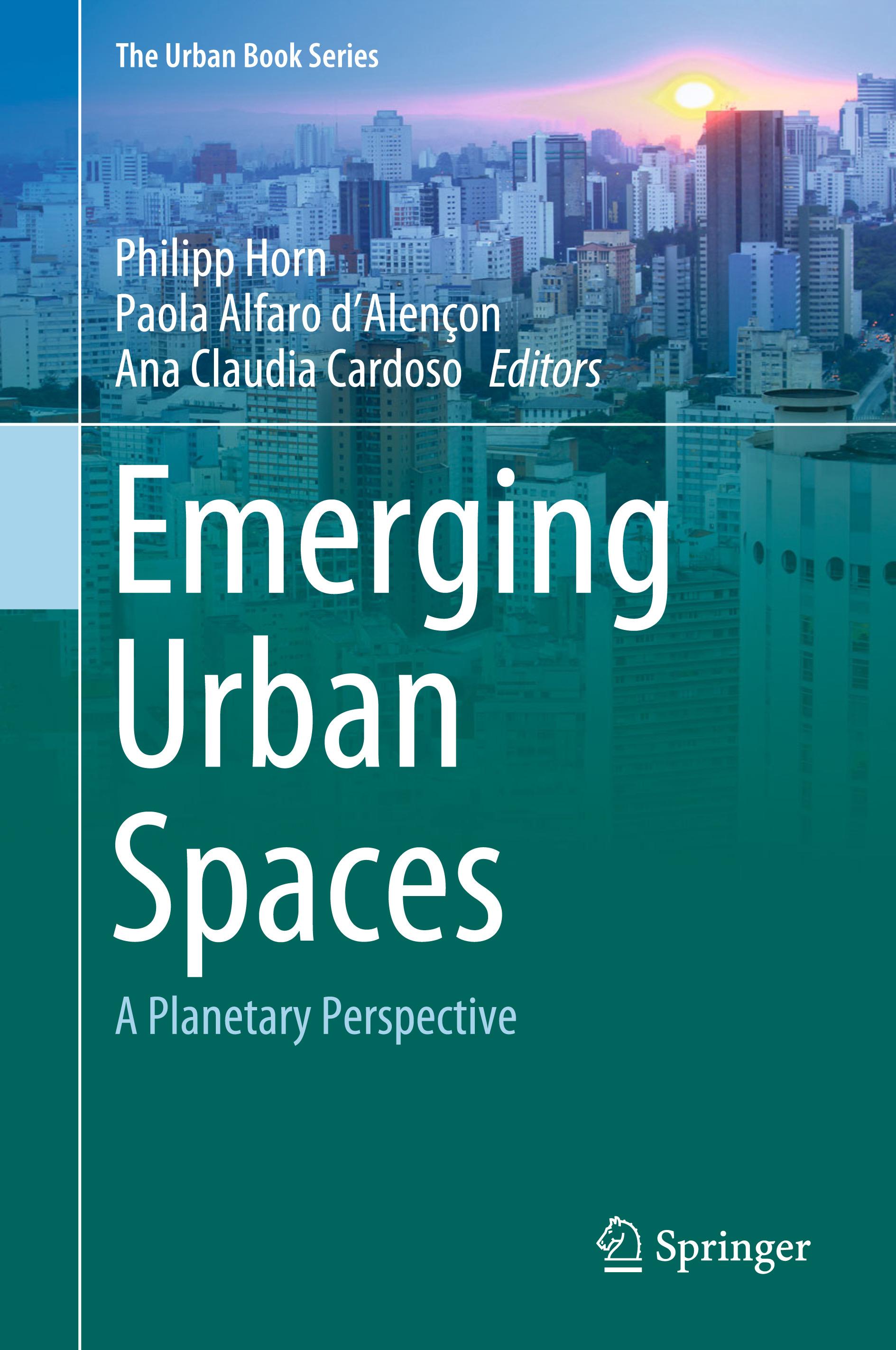 Cardoso, Ana Claudia Duarte - Emerging Urban Spaces, ebook