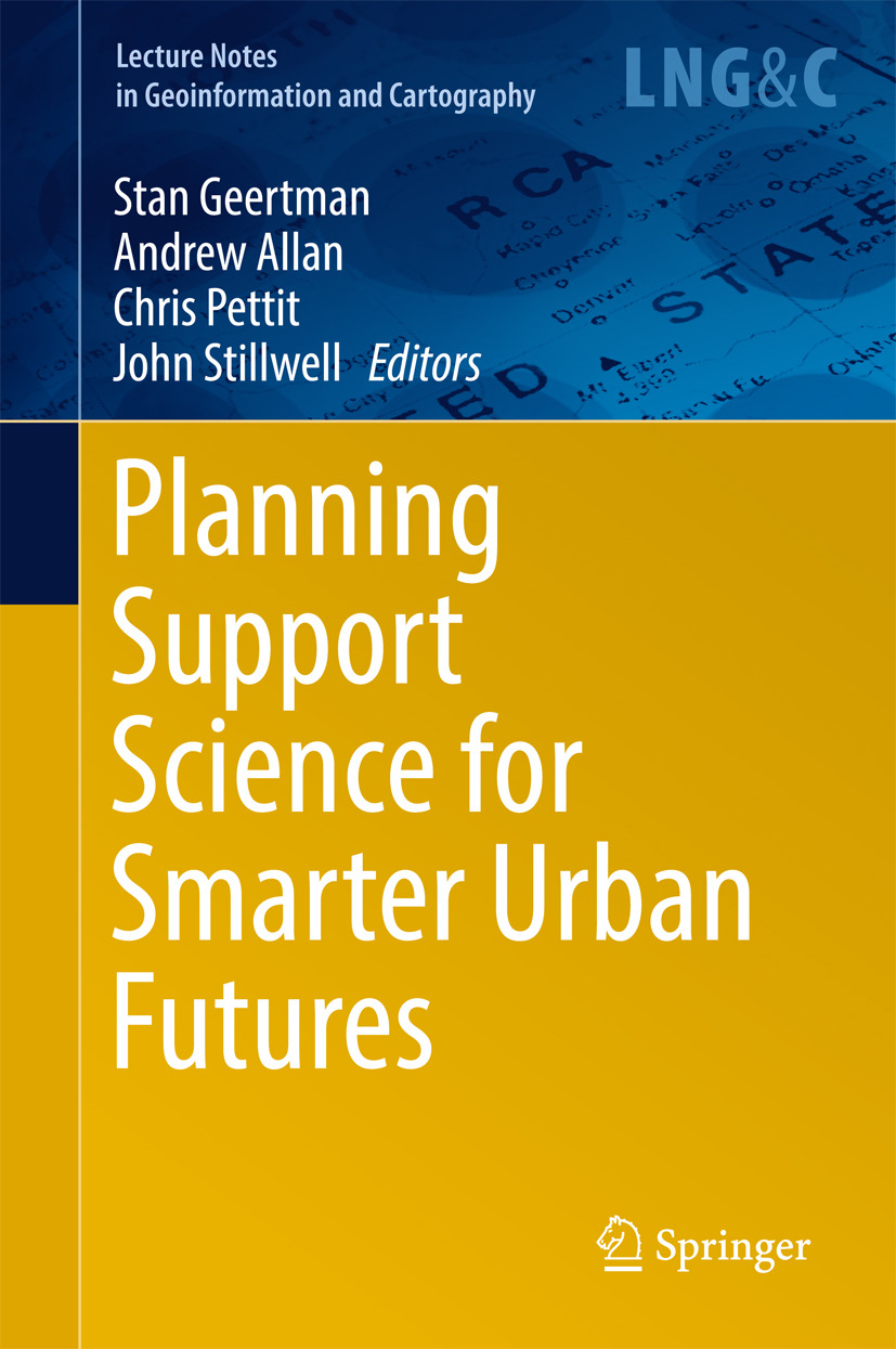 Allan, Andrew - Planning Support Science for Smarter Urban Futures, ebook