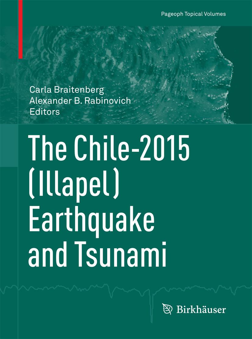 Braitenberg, Carla - The Chile-2015 (Illapel) Earthquake and Tsunami, ebook
