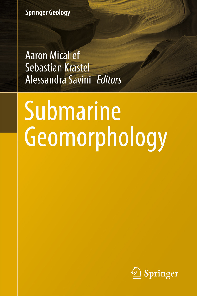 Krastel, Sebastian - Submarine Geomorphology, ebook