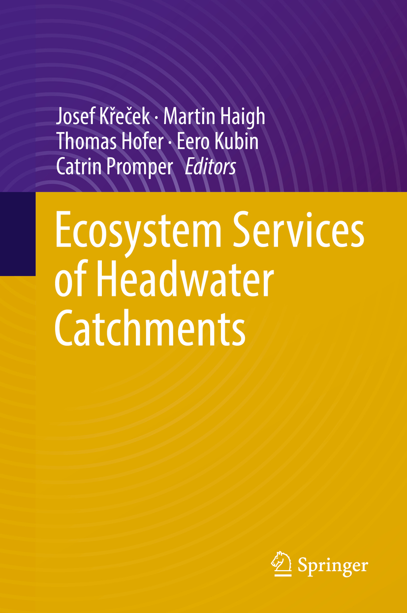 Haigh, Martin - Ecosystem Services of Headwater Catchments, ebook