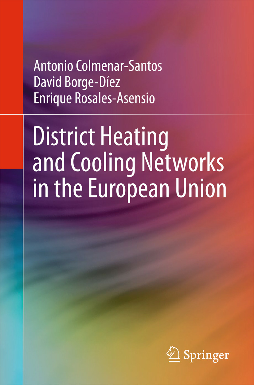 Borge-Díez, David - District Heating and Cooling Networks in the European Union, ebook