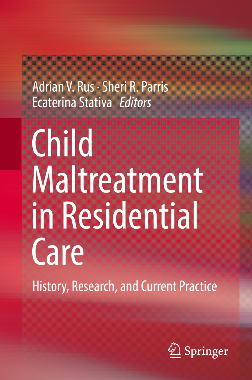Parris, Sheri R. - Child Maltreatment in Residential Care, ebook