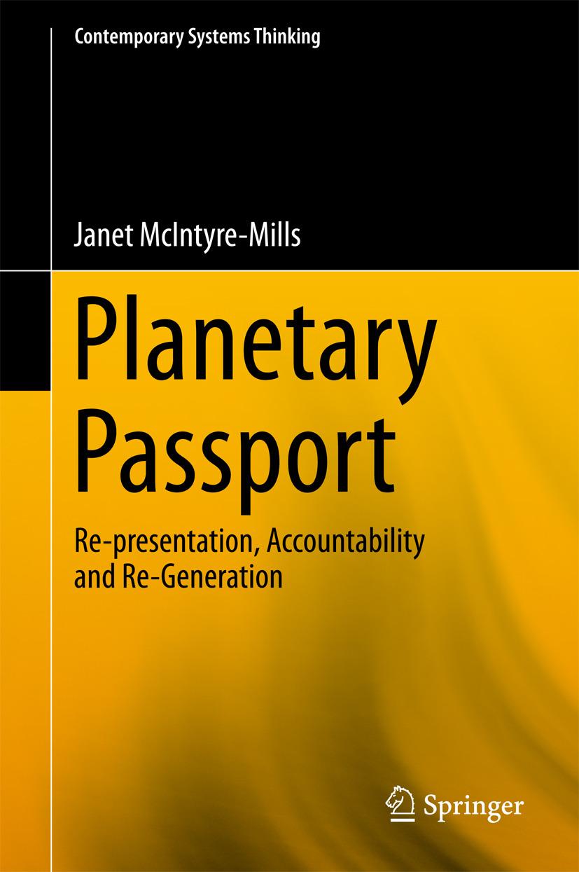 McIntyre-Mills, Janet - Planetary Passport, ebook