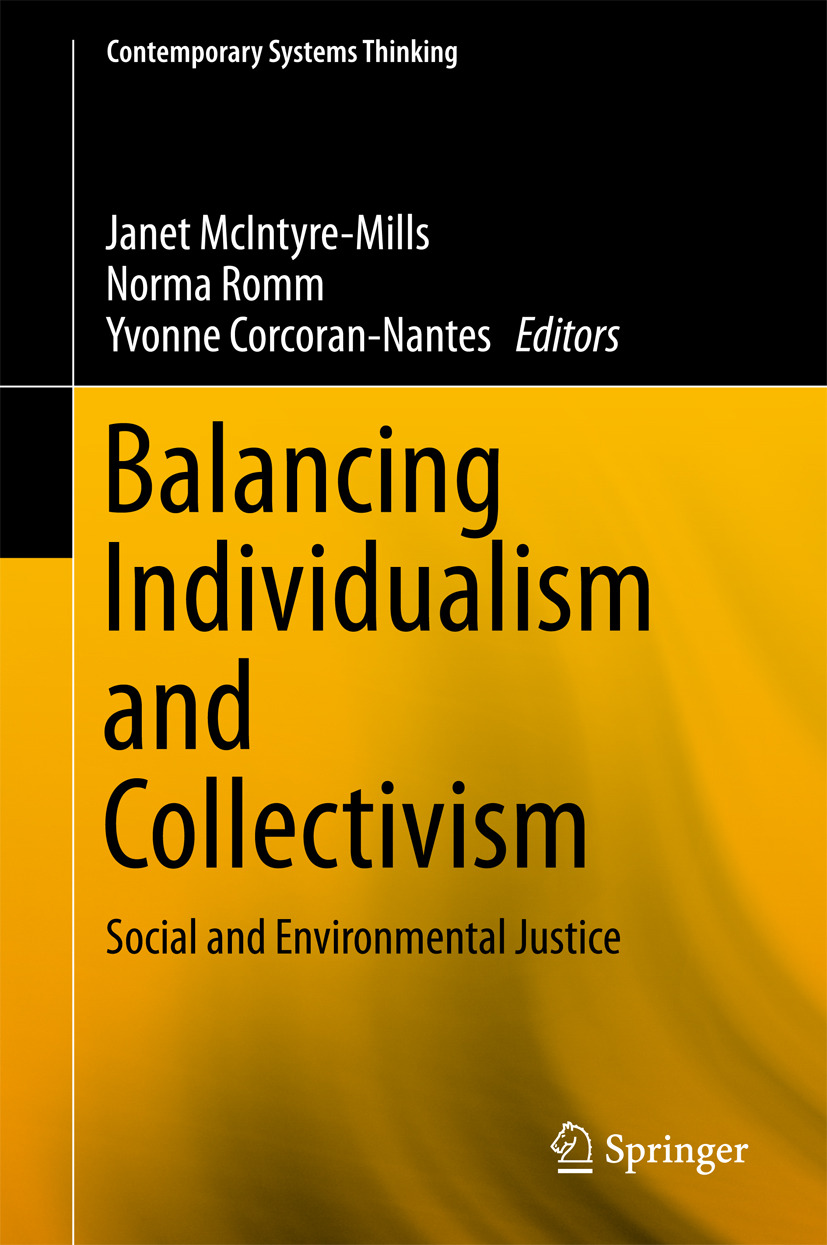 Corcoran-Nantes, Yvonne - Balancing Individualism and Collectivism, ebook