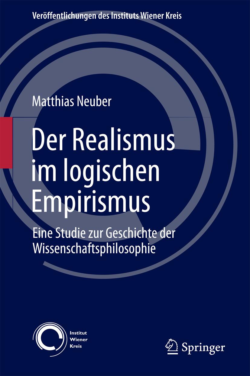 Neuber, Matthias - Der Realismus im logischen Empirismus, ebook
