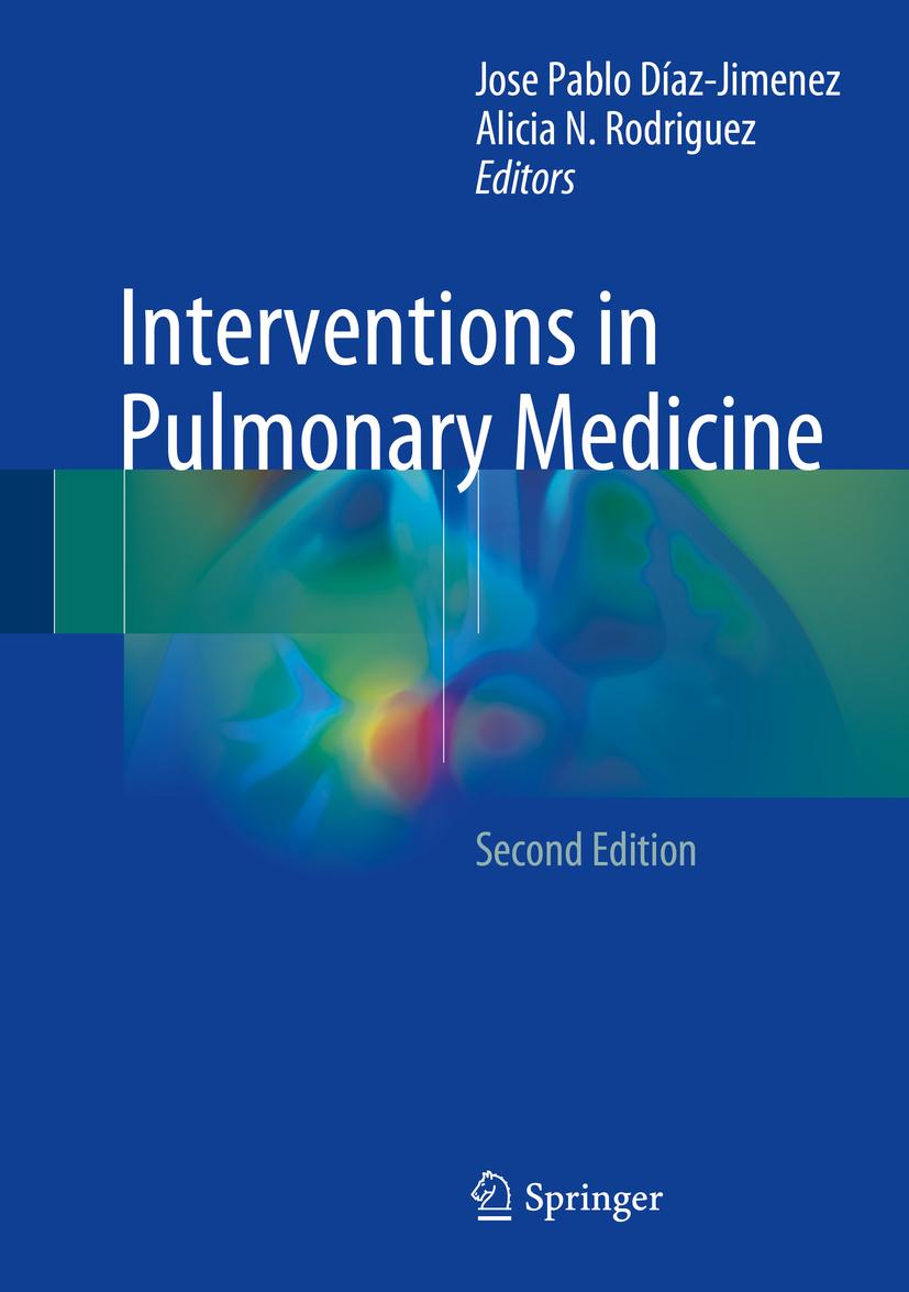 Díaz-Jimenez, Jose Pablo - Interventions in Pulmonary Medicine, ebook