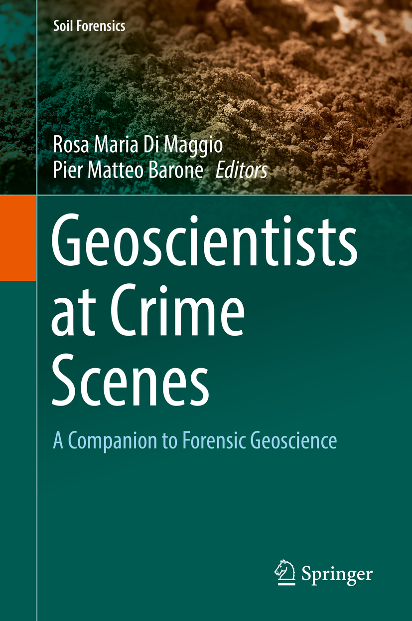 Barone, Pier Matteo - Geoscientists at Crime Scenes, e-kirja