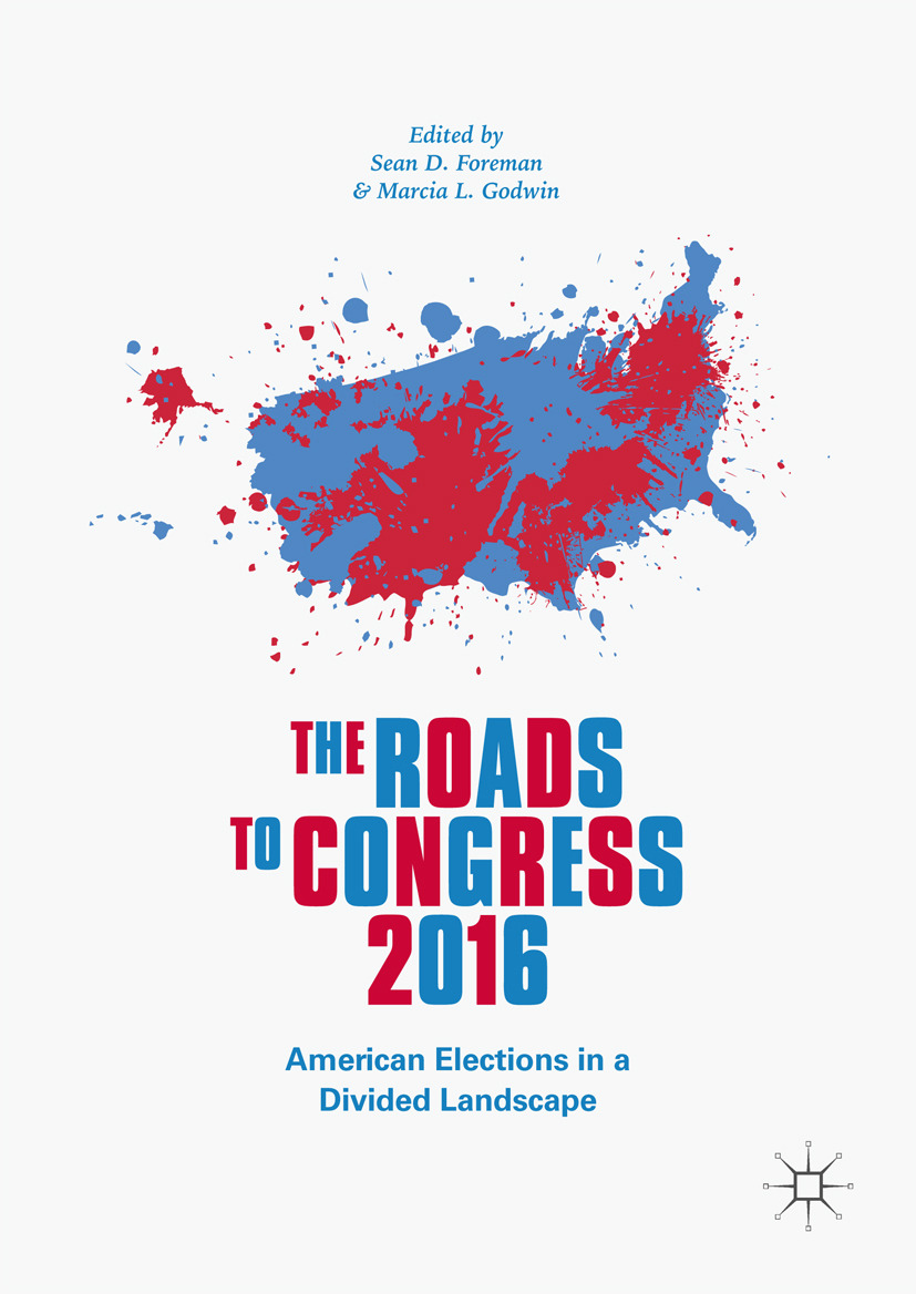 Foreman, Sean D. - The Roads to Congress 2016, ebook