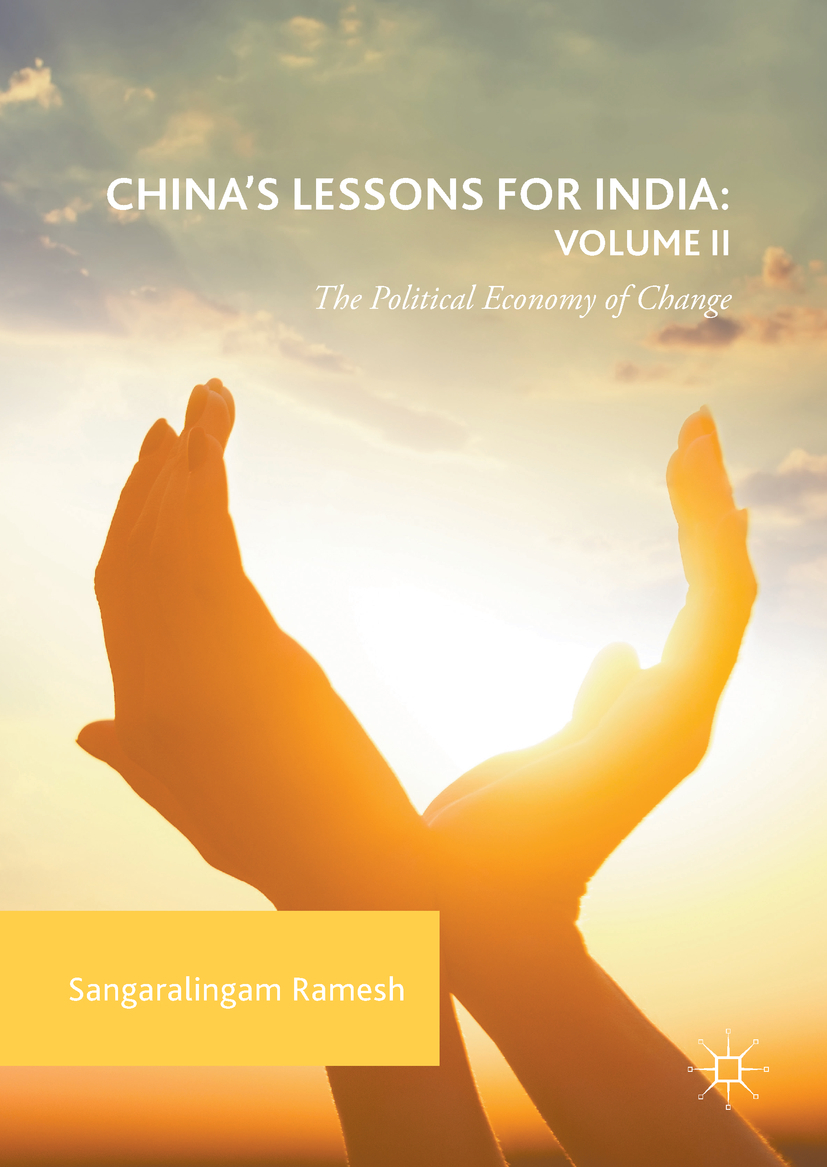 Ramesh, Sangaralingam - China's Lessons for India: Volume II, ebook