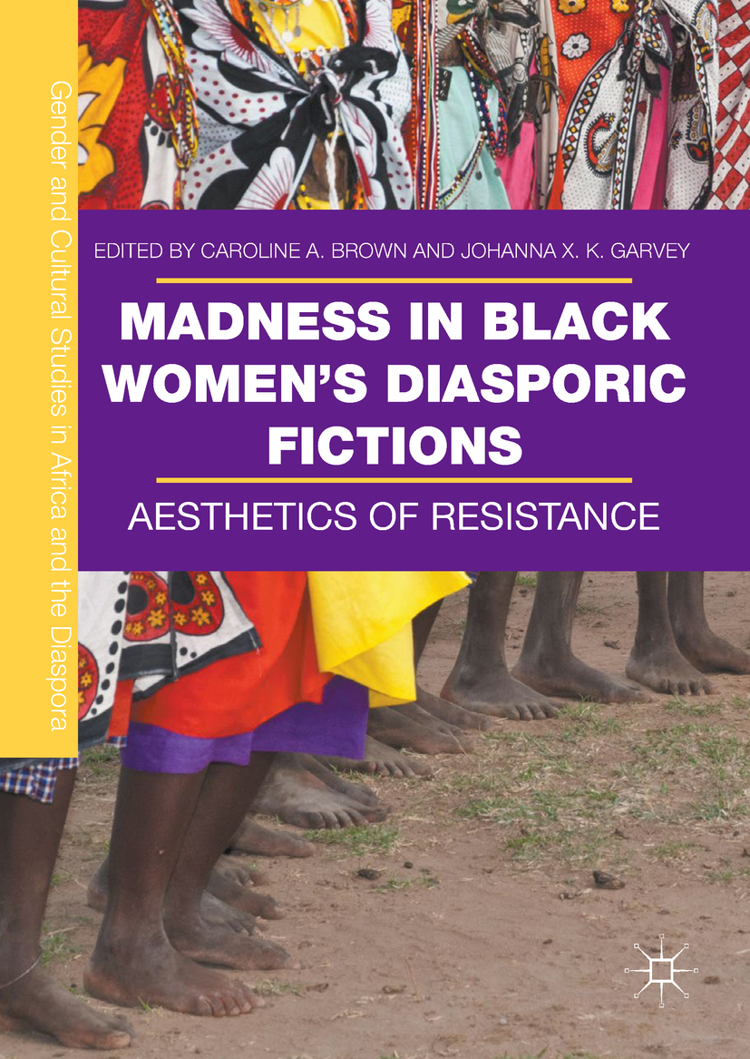 Brown, Caroline A. - Madness in Black Women's Diasporic Fictions, ebook