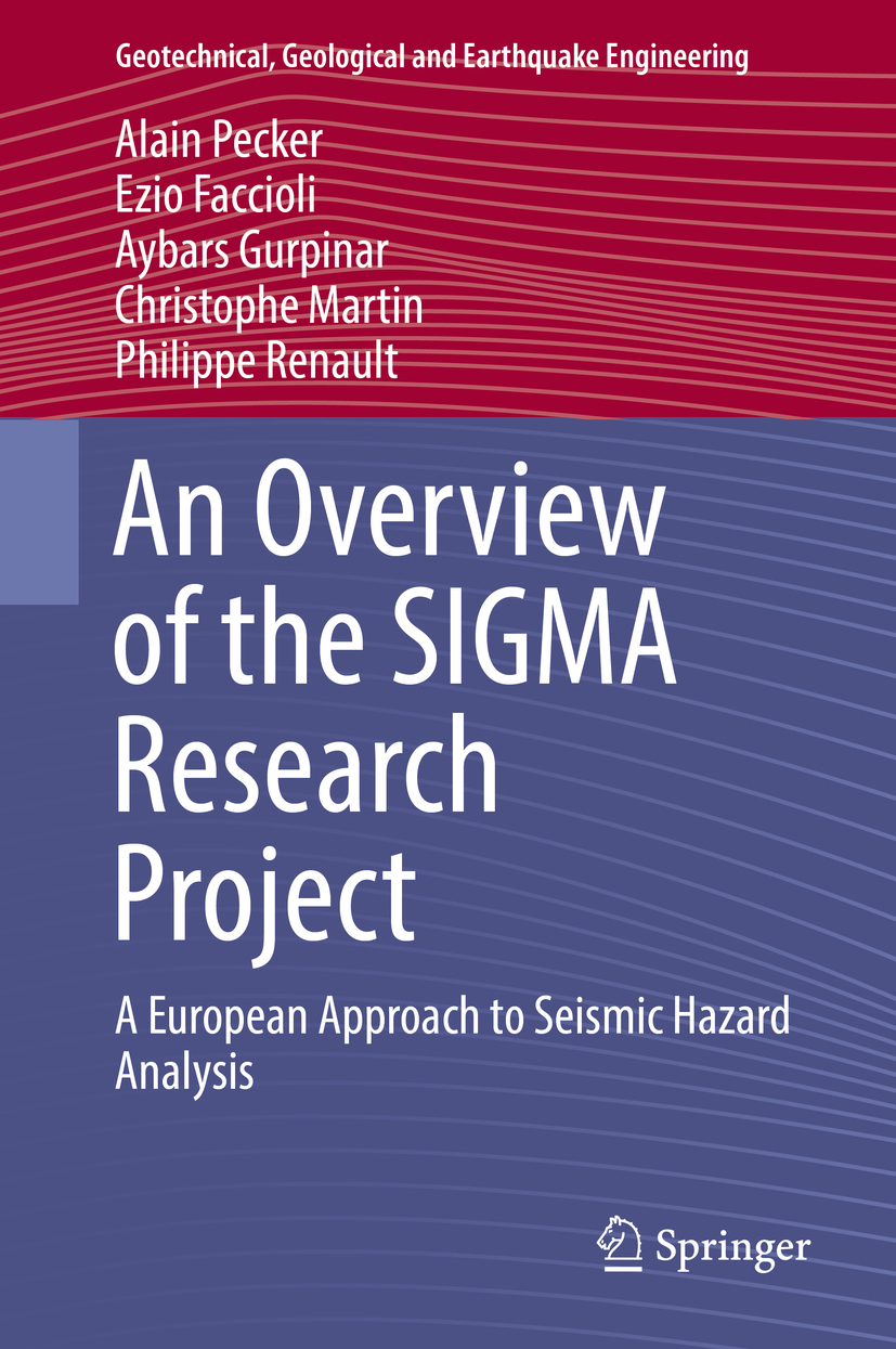 Faccioli, Ezio - An Overview of the SIGMA Research Project, ebook