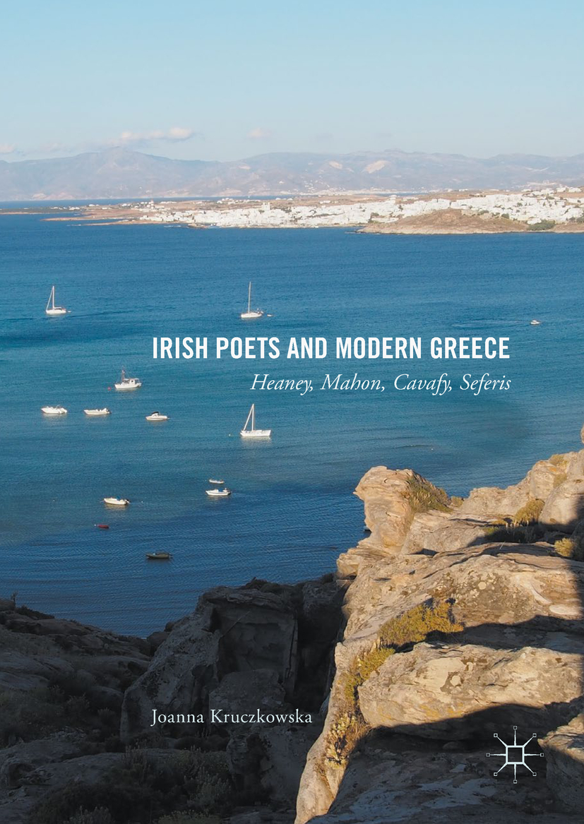 Kruczkowska, Joanna - Irish Poets and Modern Greece, ebook