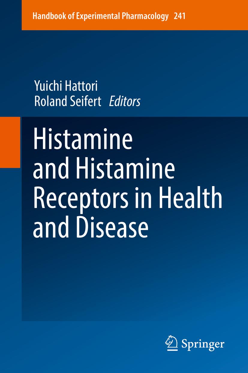 Hattori, Yuichi - Histamine and Histamine Receptors in Health and Disease, ebook