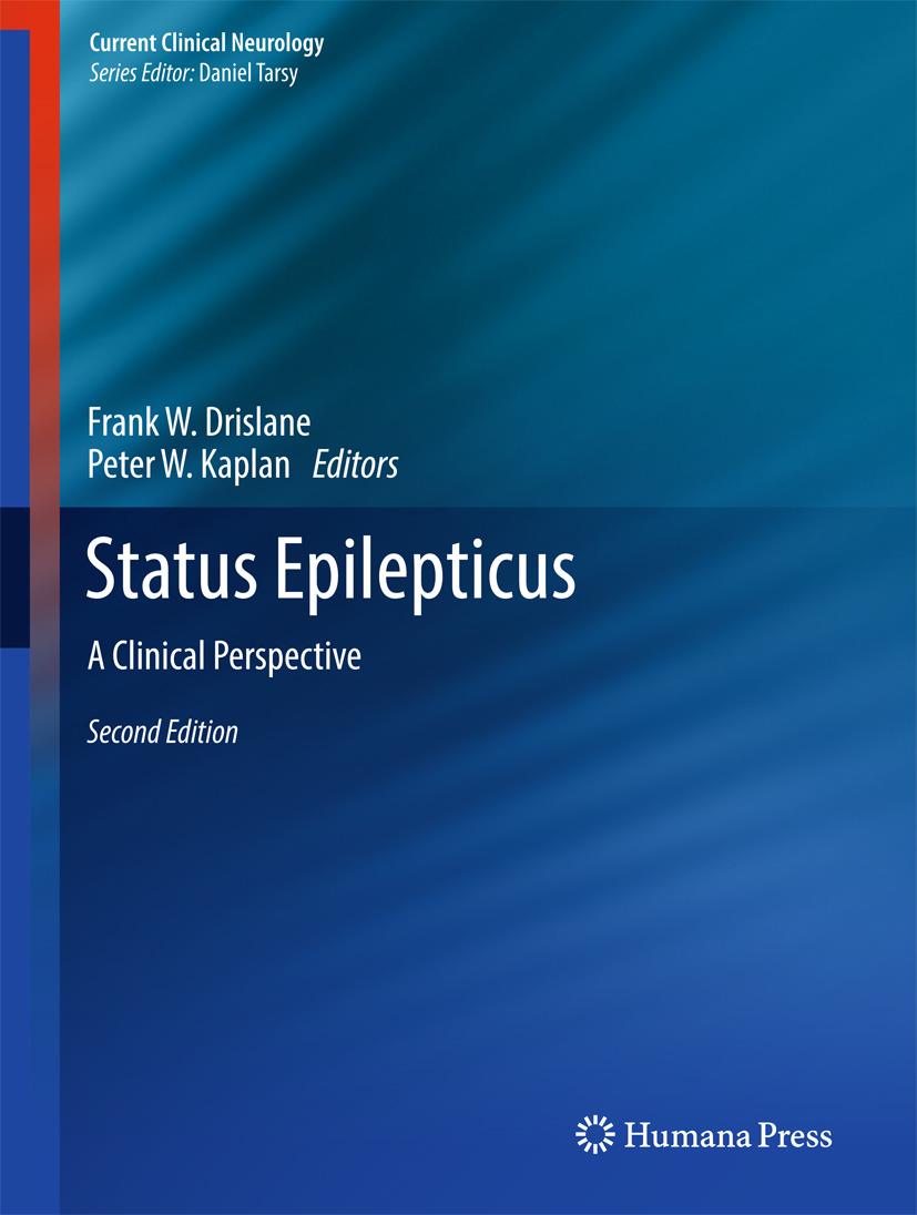 Drislane, Frank W. - Status Epilepticus, ebook