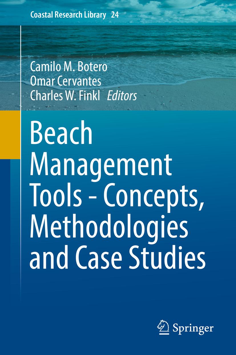 Botero, Camilo M. - Beach Management Tools - Concepts, Methodologies and Case Studies, ebook