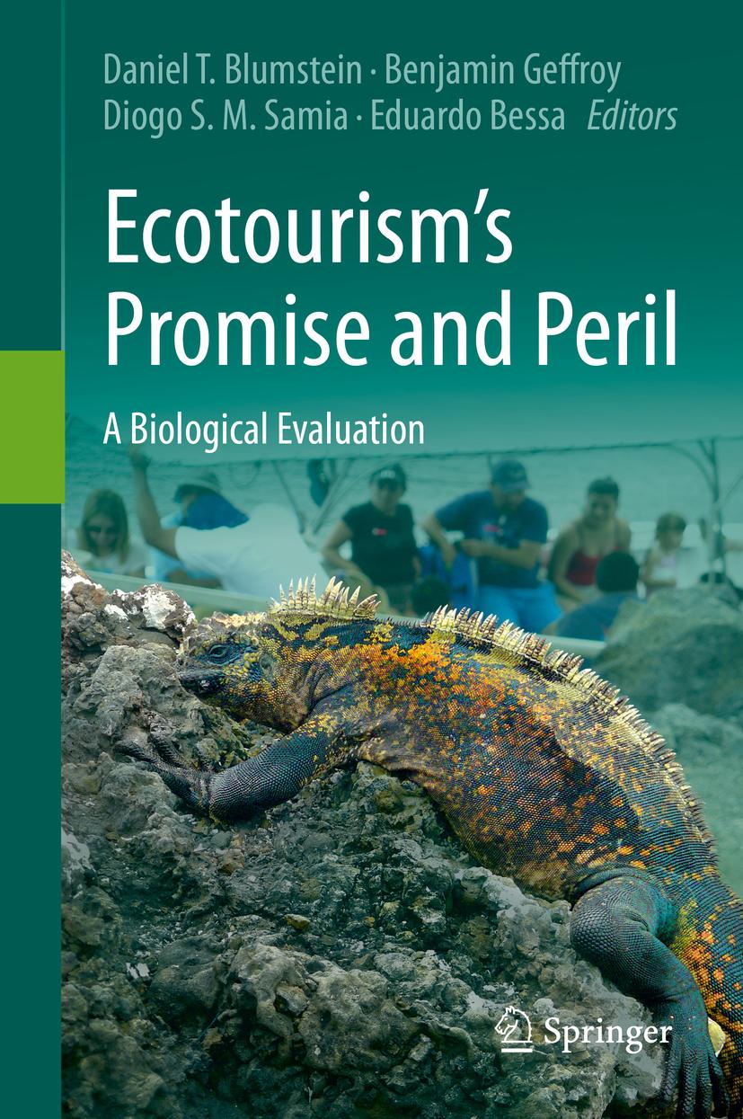 Bessa, Eduardo - Ecotourism's Promise and Peril, e-kirja