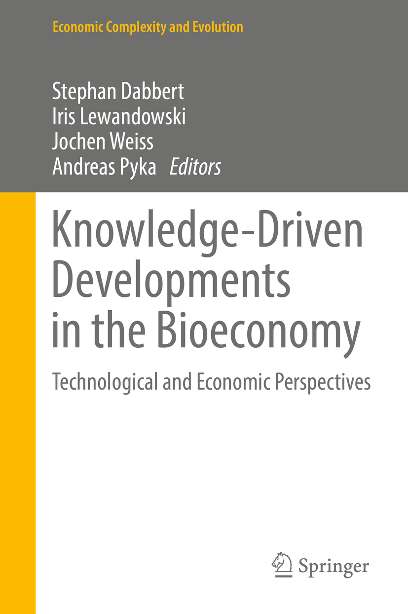 Dabbert, Stephan - Knowledge-Driven Developments in the Bioeconomy, ebook
