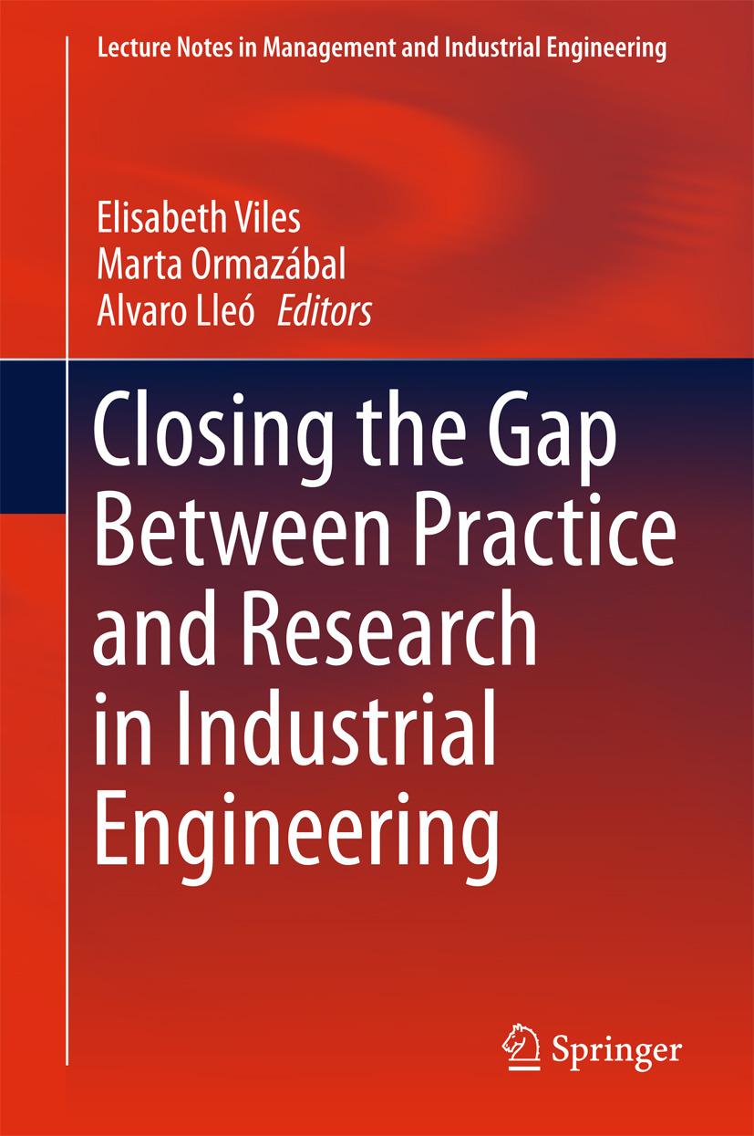 Lleó, Alvaro - Closing the Gap Between Practice and Research in Industrial Engineering, e-kirja