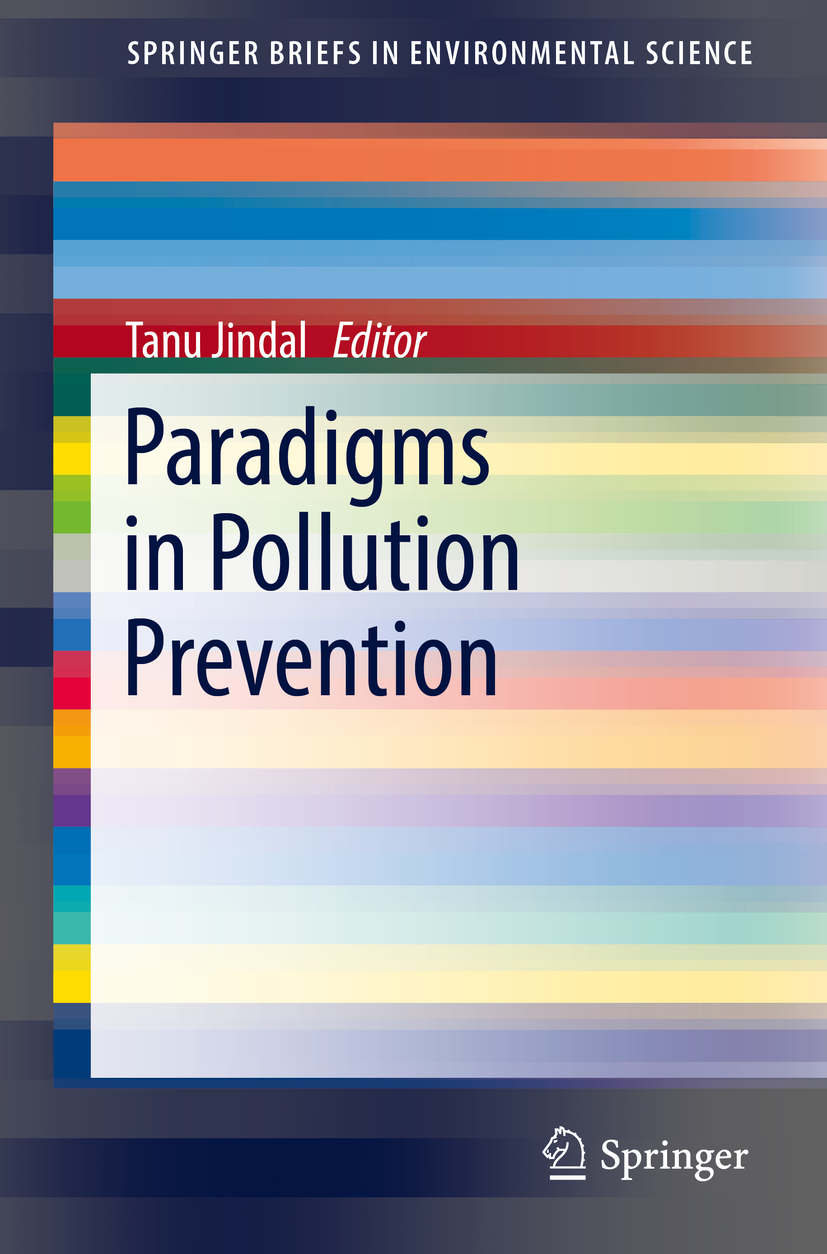 Jindal, Tanu - Paradigms in Pollution Prevention, ebook
