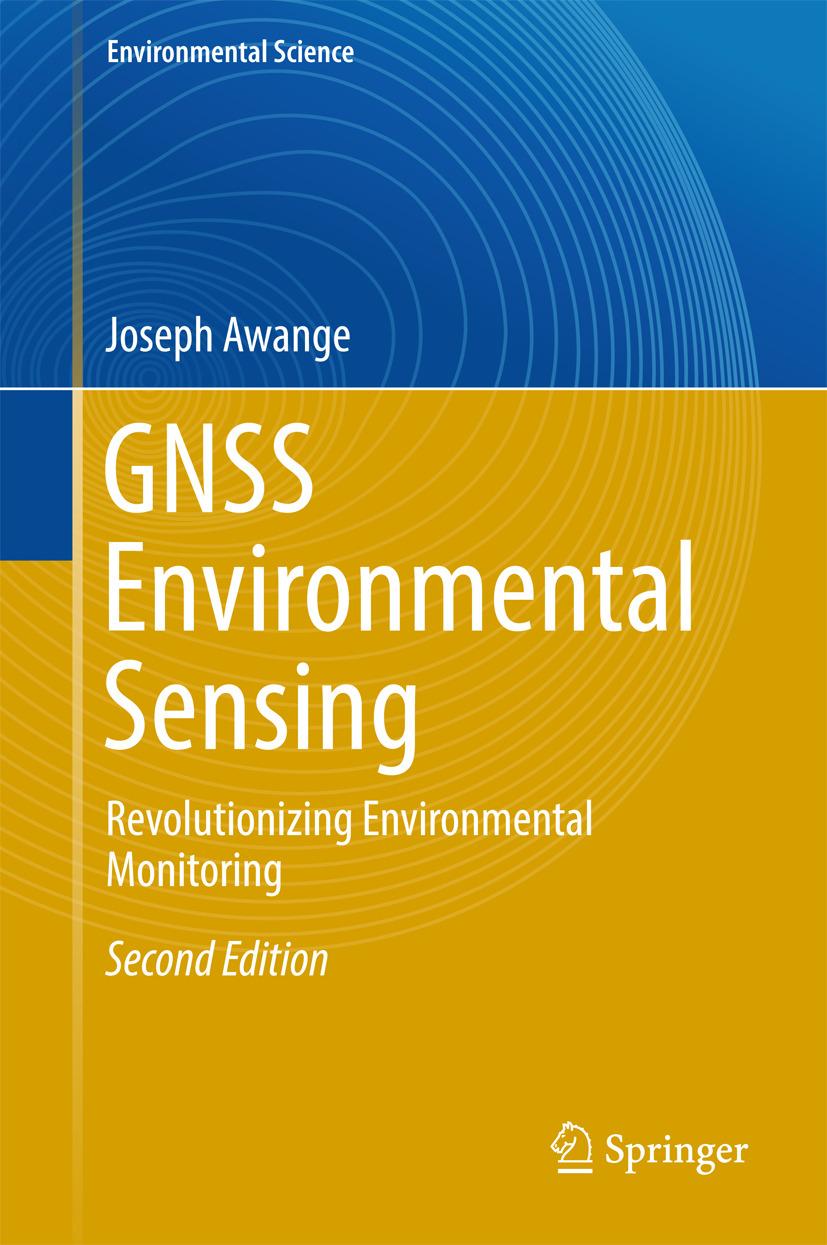 Awange, Joseph - GNSS Environmental Sensing, ebook