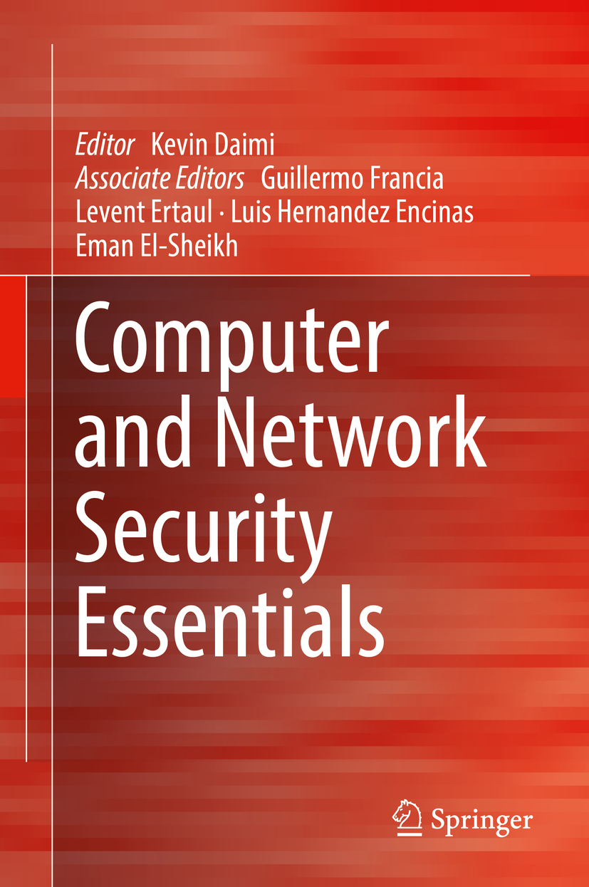 Daimi, Kevin - Computer and Network Security Essentials, ebook