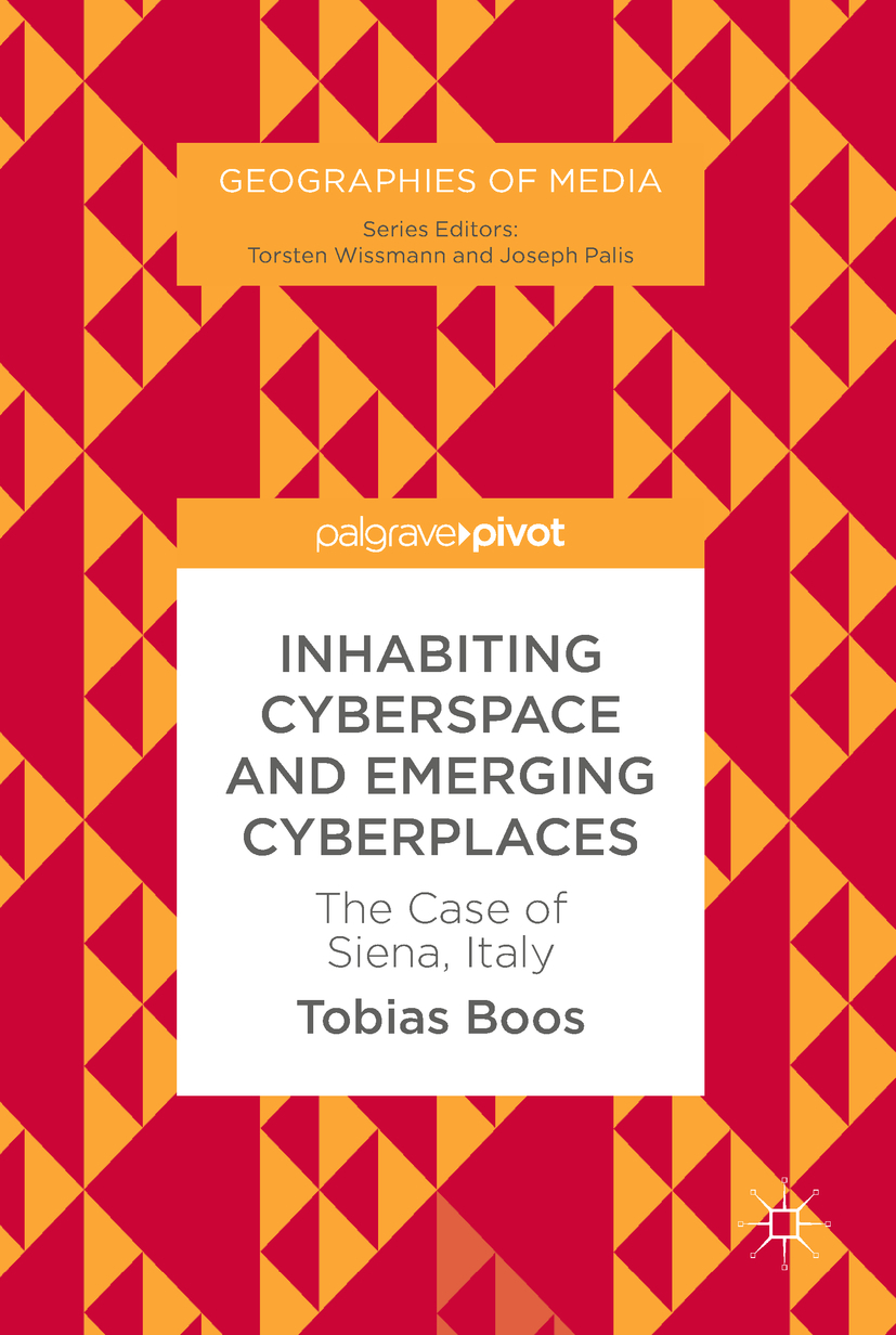 Boos, Tobias - Inhabiting Cyberspace and Emerging Cyberplaces, ebook