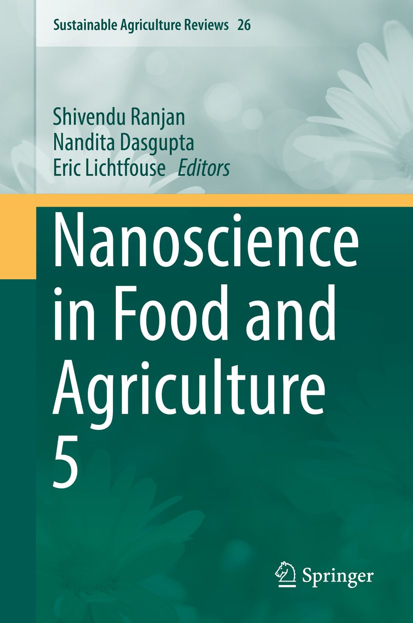 Dasgupta, Nandita - Nanoscience in Food and Agriculture 5, ebook