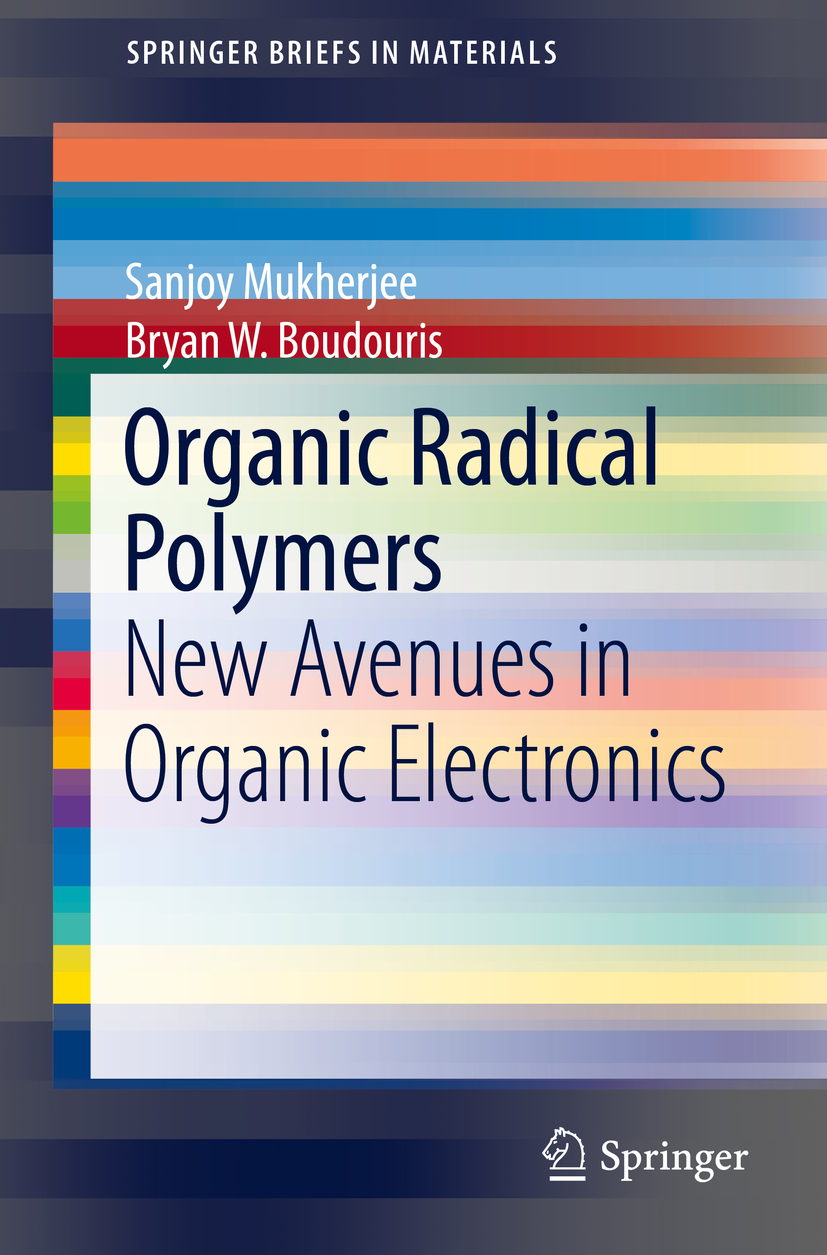 Boudouris, Bryan W. - Organic Radical Polymers, ebook