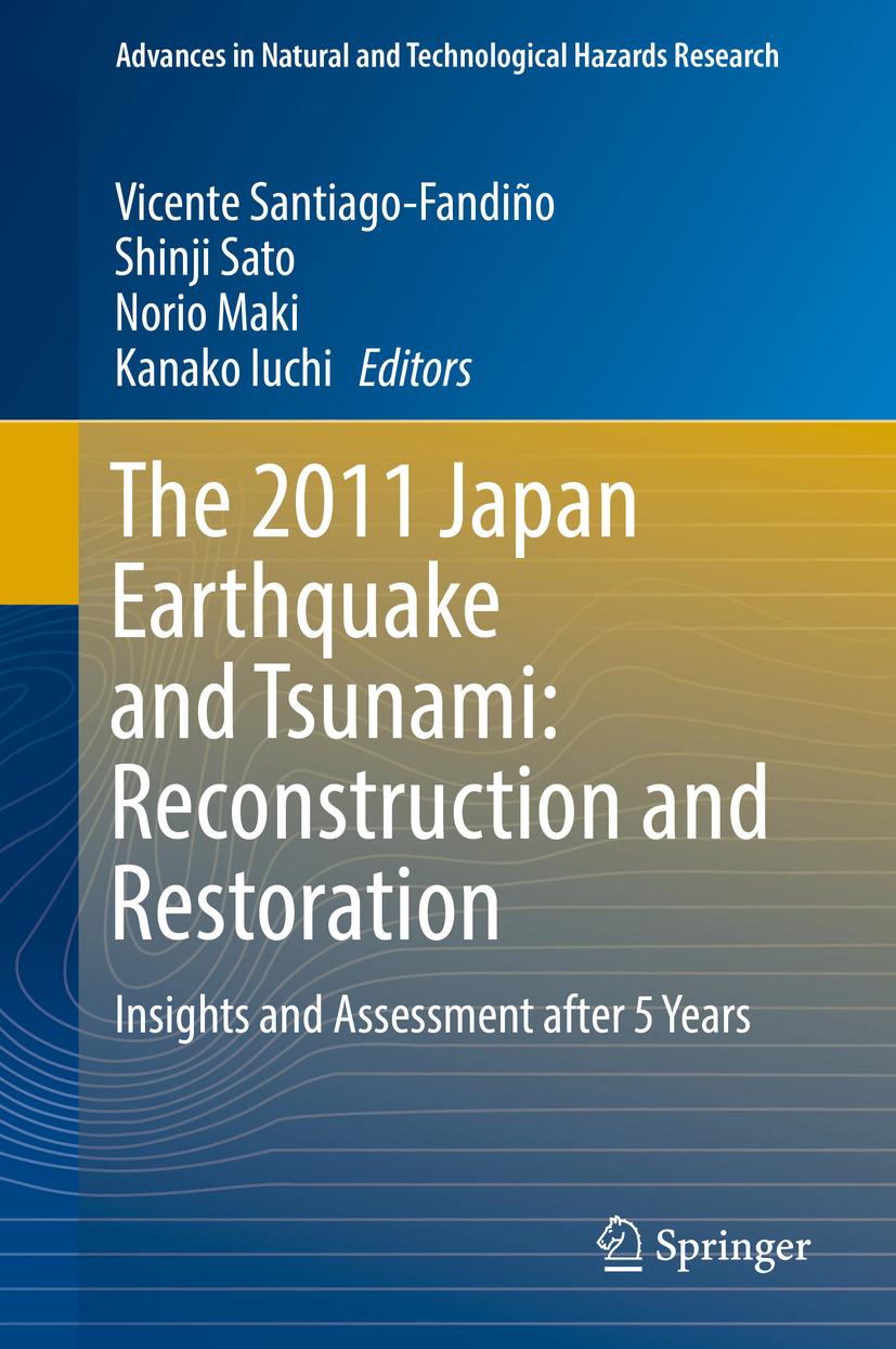 Iuchi, Kanako - The 2011 Japan Earthquake and Tsunami: Reconstruction and Restoration, ebook