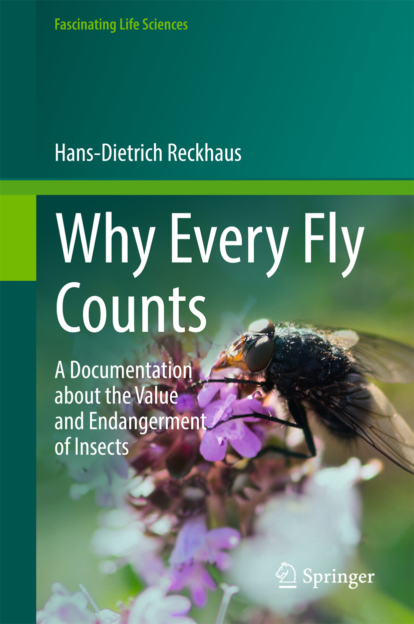 Reckhaus, Hans-Dietrich - Why Every Fly Counts, ebook