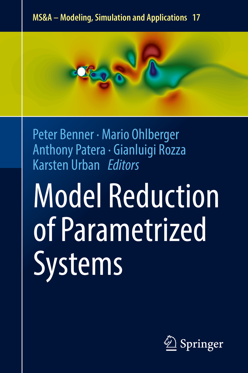 Benner, Peter - Model Reduction of Parametrized Systems, e-kirja