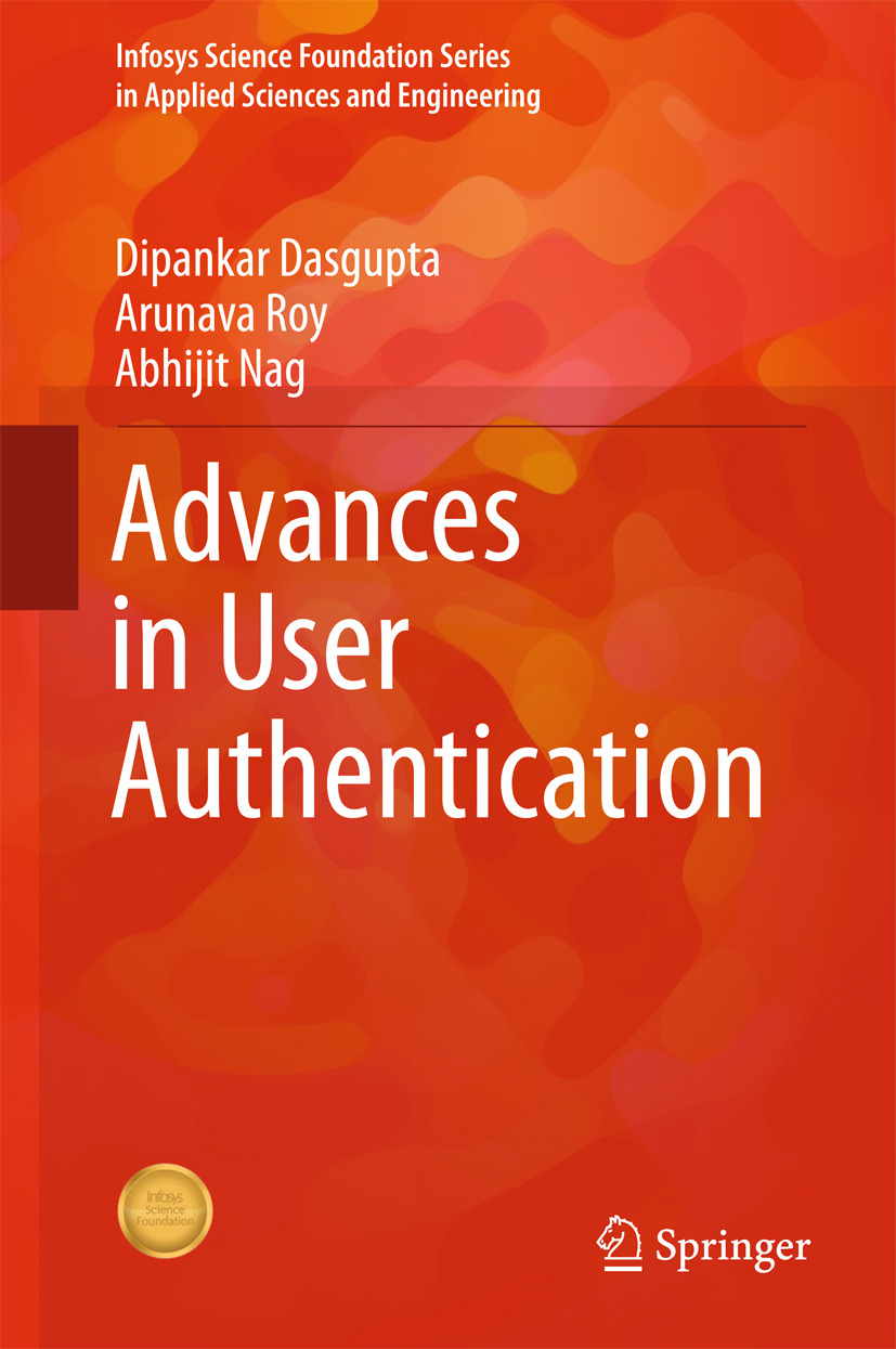 Dasgupta, Dipankar - Advances in User Authentication, ebook