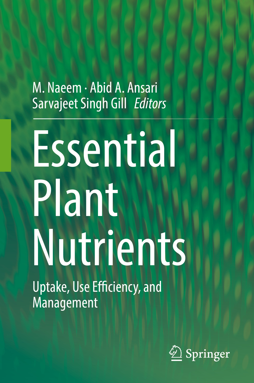 Ansari, Abid A. - Essential Plant Nutrients, ebook