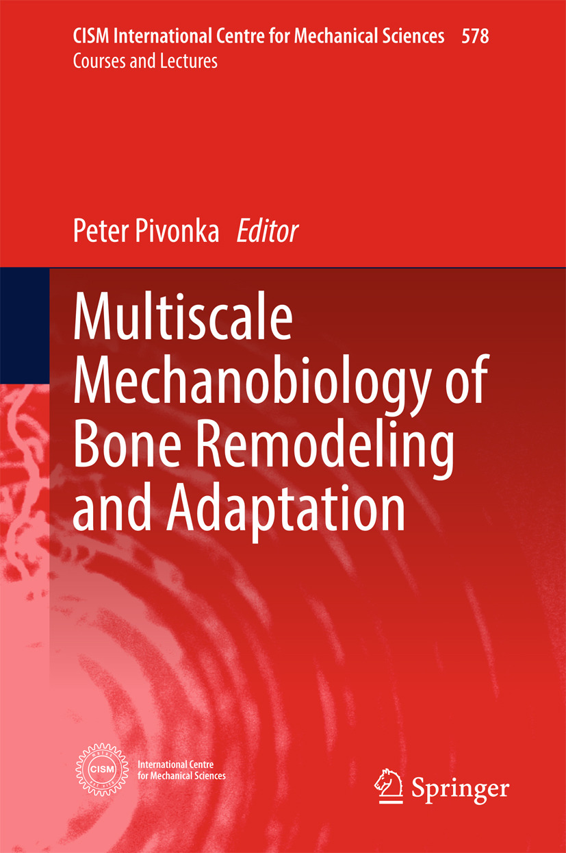 Pivonka, Peter - Multiscale Mechanobiology of Bone Remodeling and Adaptation, ebook