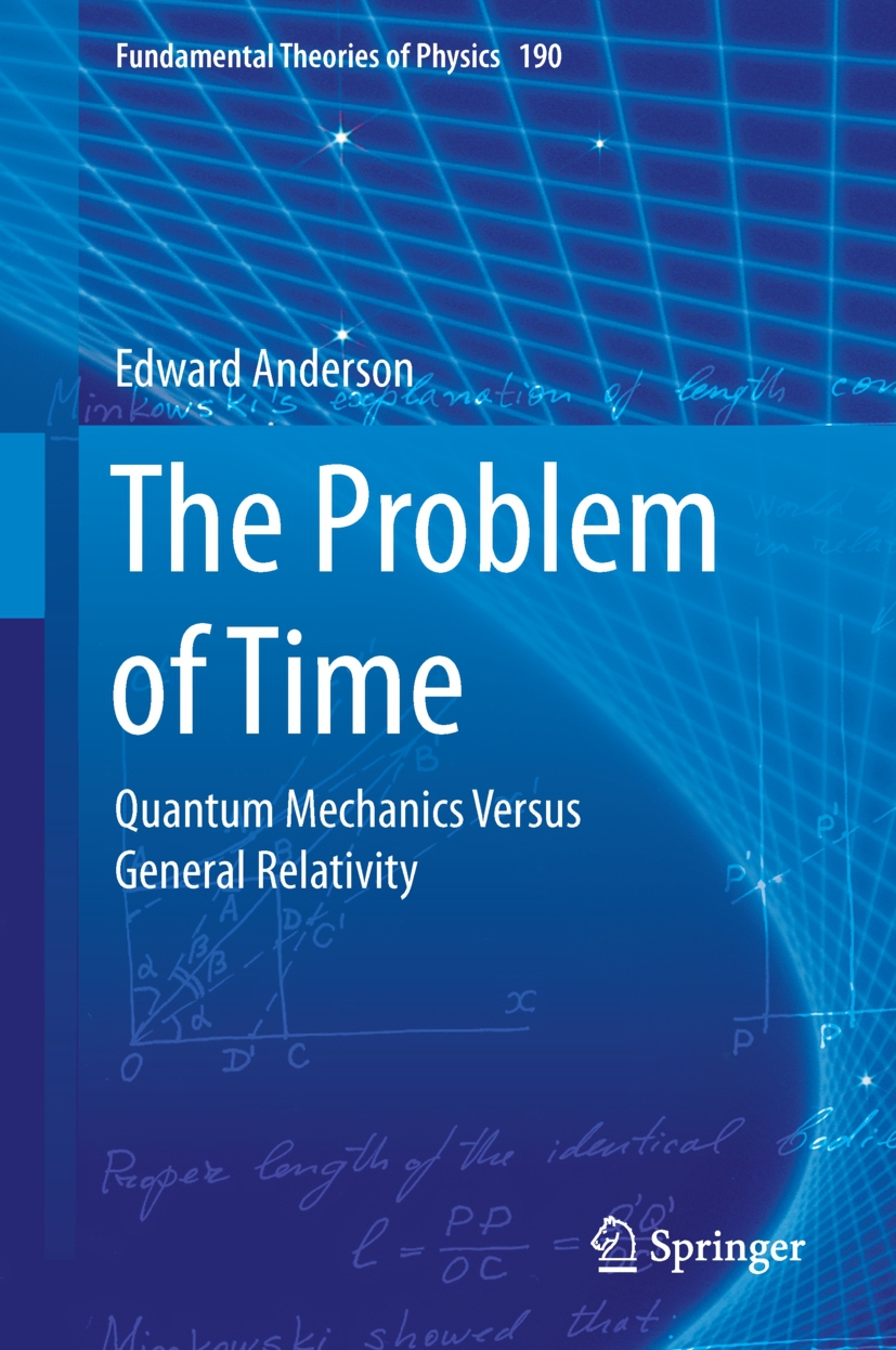 Anderson, Edward - The Problem of Time, e-bok