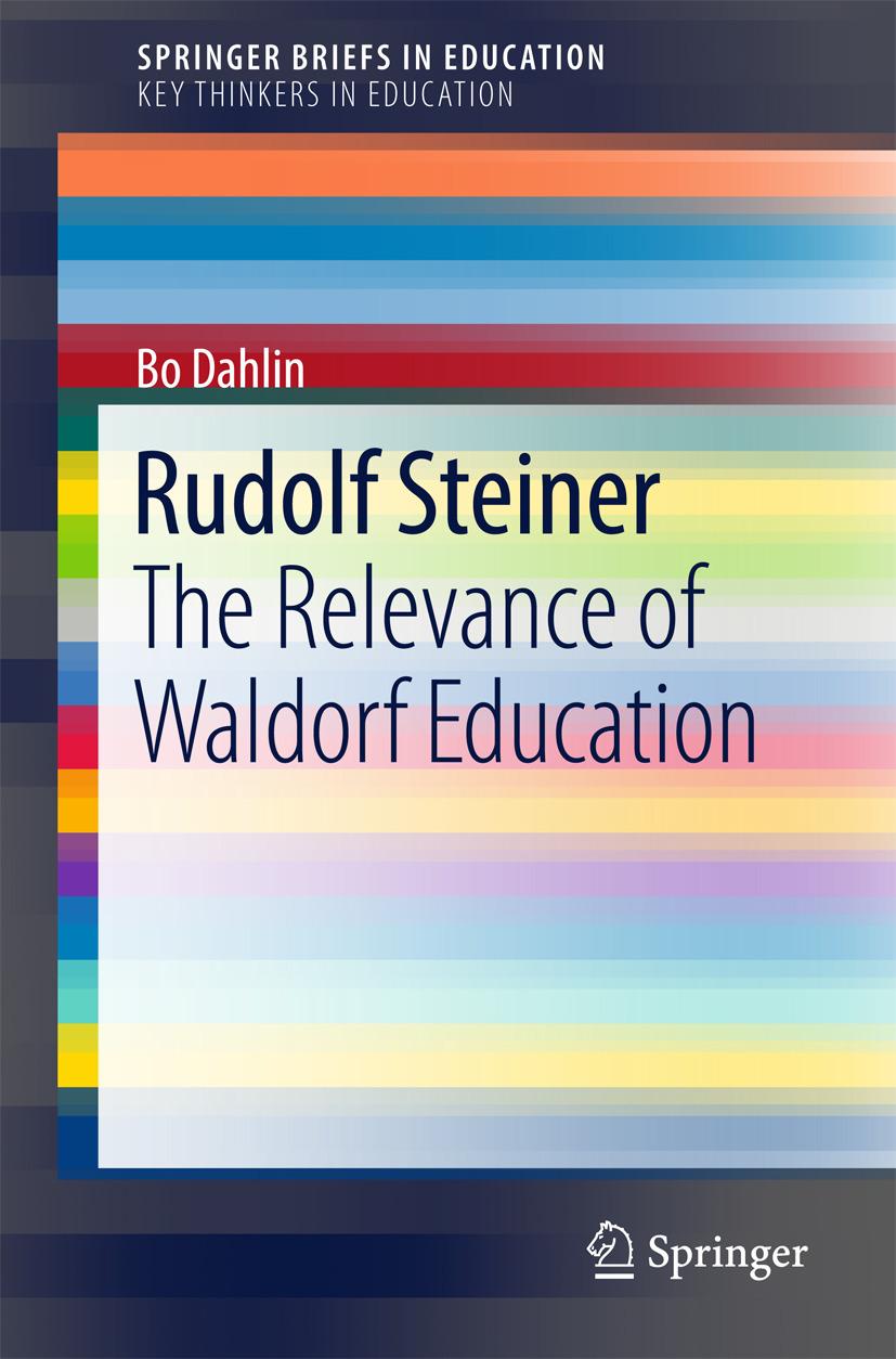 Dahlin, Bo - Rudolf Steiner, ebook