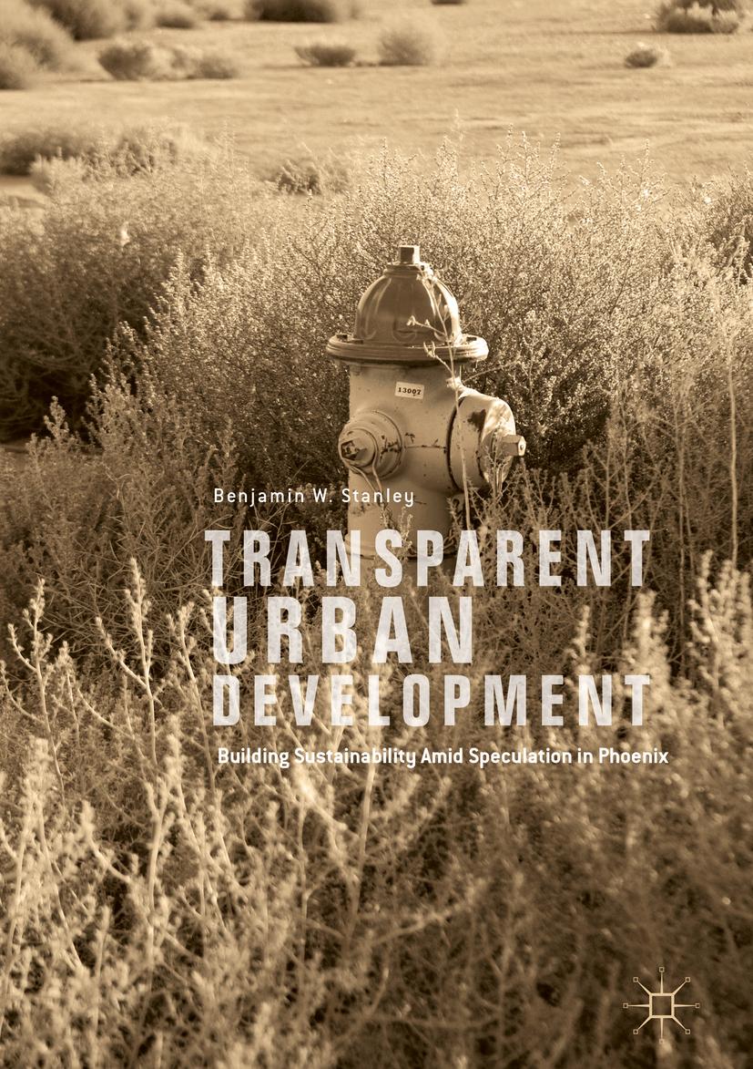 Stanley, Benjamin W. - Transparent Urban Development, ebook