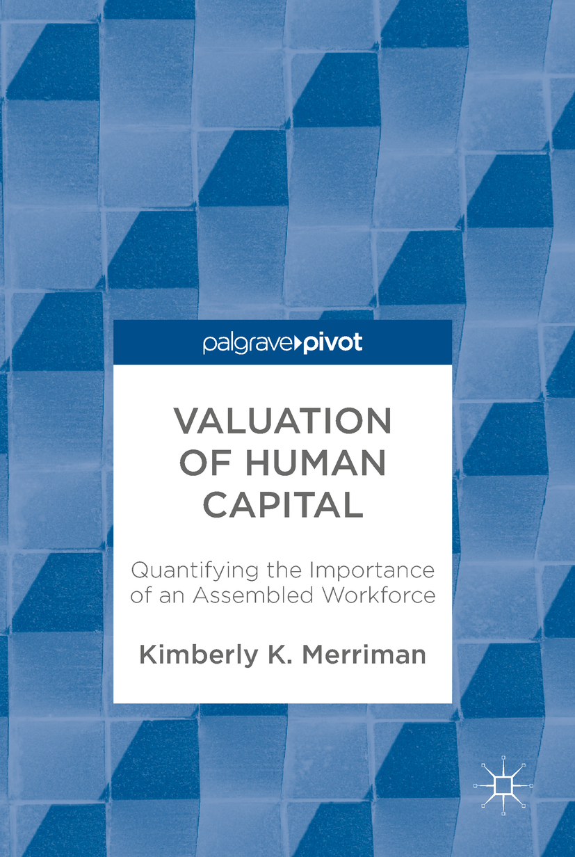 Merriman, Kimberly K. - Valuation of Human Capital, ebook