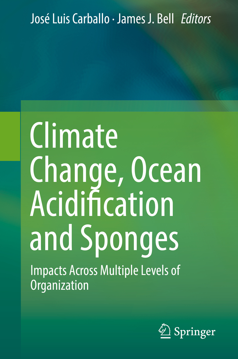 Bell, James J. - Climate Change, Ocean Acidification and Sponges, ebook