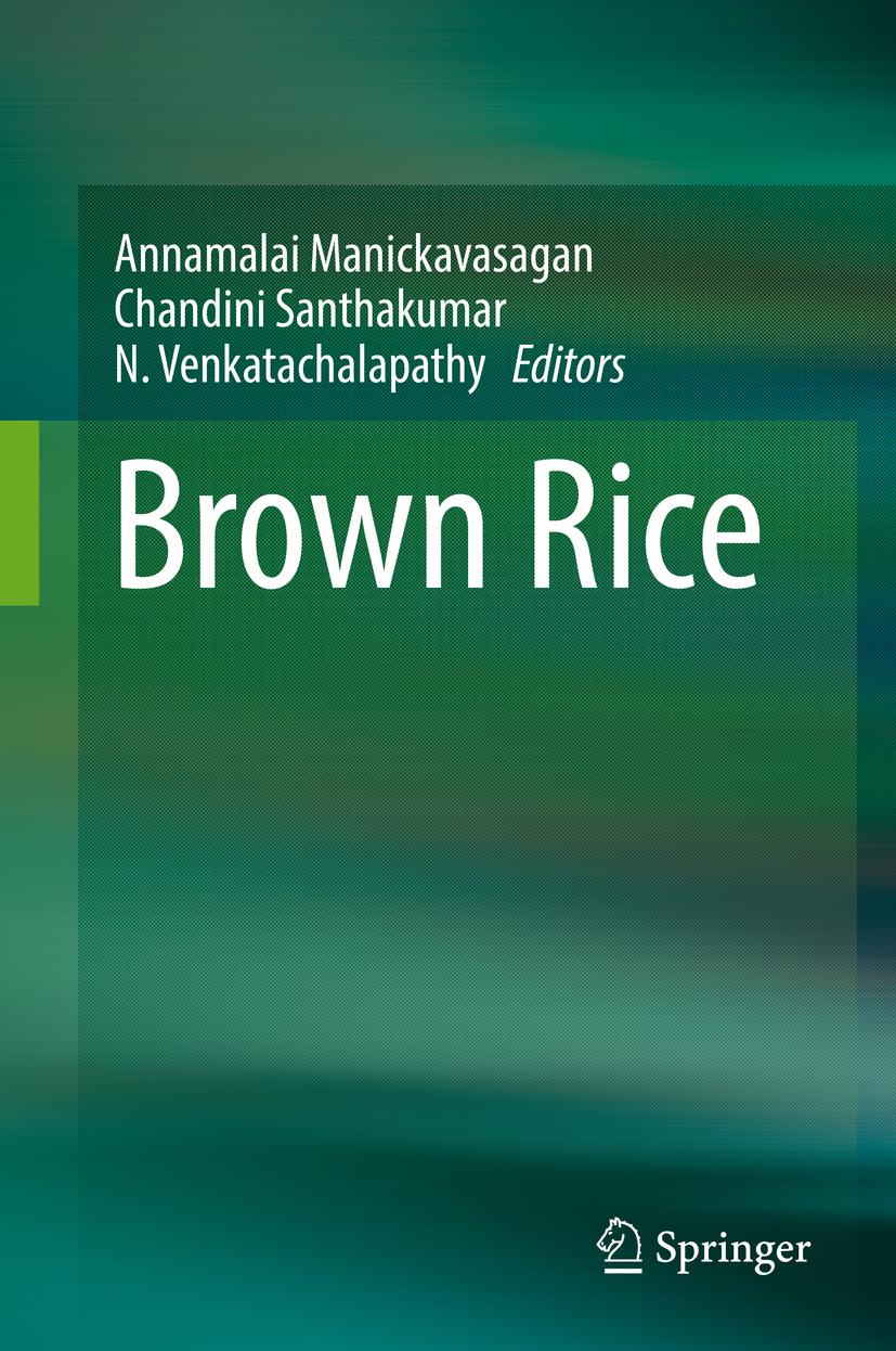 Manickavasagan, Annamalai - Brown Rice, ebook