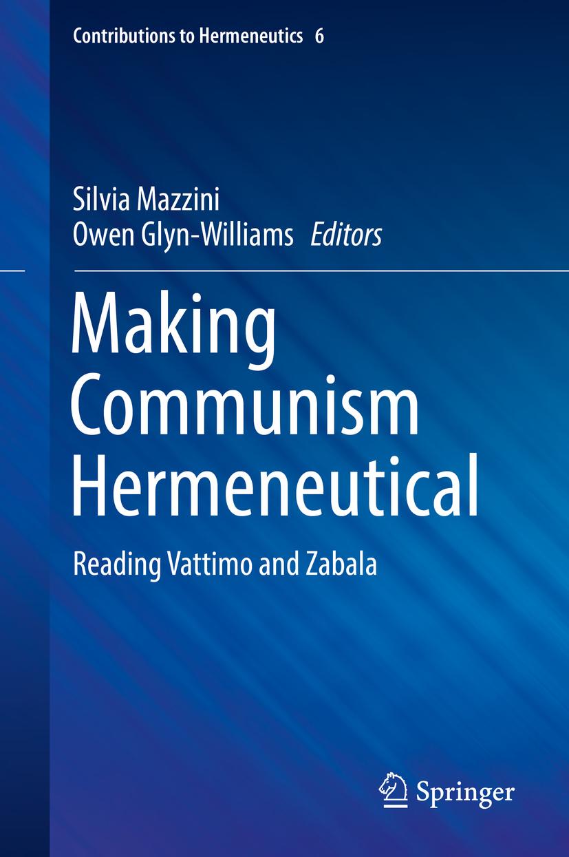 Glyn-Williams, Owen - Making Communism Hermeneutical, ebook